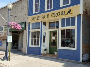 Black Crow Storefront
